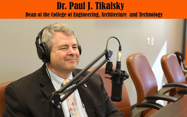Corpstruction - An Interview with Dr. Paul Tikalsky Dean of Engineering Architecture and Technology at OSU Episode X
