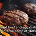 Commissaries Urge Food Safety at the Barbecue