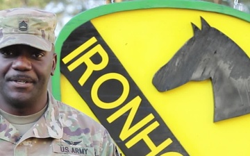 Sgt. 1st Class Kevin Charles