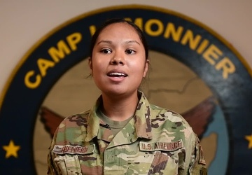 U.S. Air Force Airman from Queens, NY Sends Mom a Valentine – Staff Sgt. Crystal Shepherd