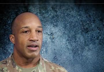 Black History Month   Lt. Col. Jermon Tillman