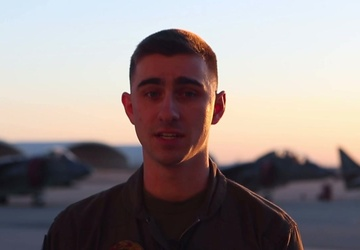 Marine from Quakertown, PA fixes attack jets
