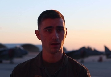 Interview with Corporal Bryce Clymer