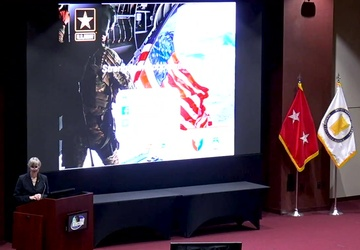 AMCOM APBI - Day 1 - United States Army Security Assistance Command - Dr. Gray