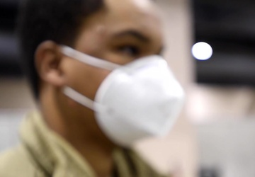 Pa. National Guard members support COVID-19 vaccination center in Philadelphia