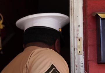Staff Sergeant Jones: Raised in Trenton, Recruiting in Trenton