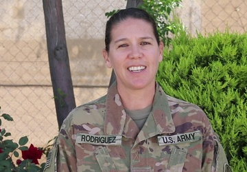 CPT Rodriguez's Mother's Day Greeting