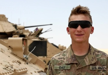 SPC Dylan Daly