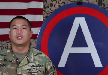 SSG Thao's Mother's Day Greeting