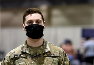 Corporal Zachary Drake Holiday Greeting
