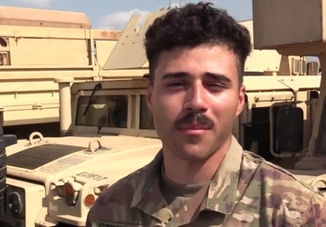 Harrington, Conn. Soldier Sends a Mother's Day Message