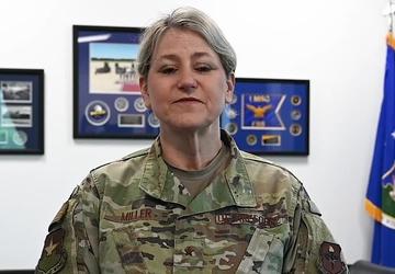Brig. Gen. Miller DEOMI Shoutout