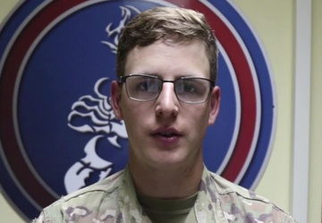 Father's Day Shout outs - PFC Barthel