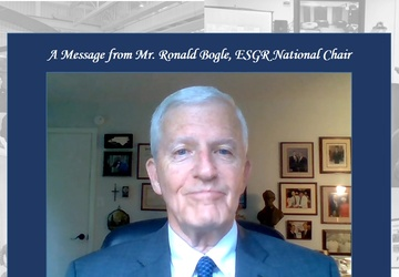2021 ESGR Birthday Message from National Chair Ron Bogle
