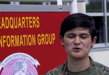 July 4th Shout-out Cpl. Victoria Teodoro