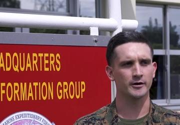 July 4th Shout-out Sgt. Jeremy Dawson