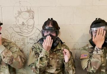 6th Regiment, Advanced Camp, CBRN | Cadet Summer Training 2021