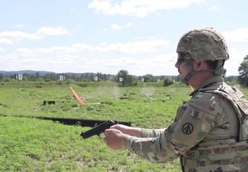 1397th DDSB M9 Qualification Training