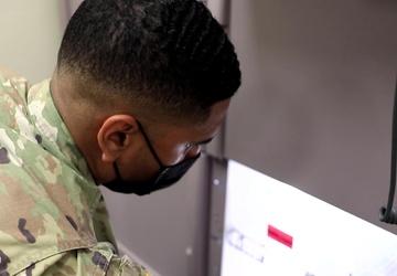 U.S. Army Spc. Siary Williamson