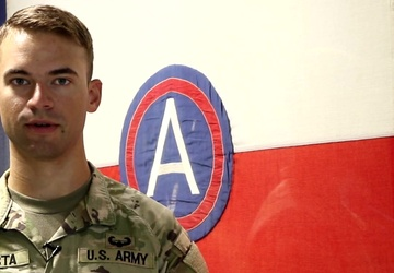 2021 USARCENT Best Warriors Share Motivation to Win FORSCOM Competition