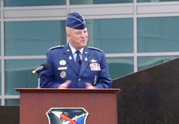 B-Roll: SMC Lt. Gen. John F. Thompson Retirement Ceremony