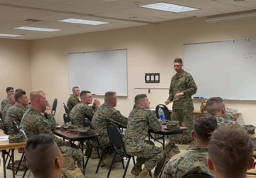 MWSS-471 Corporals Course at Joint Exercise Northern Lighting 2021