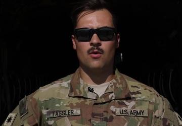 Sergeant Hayden Fassler