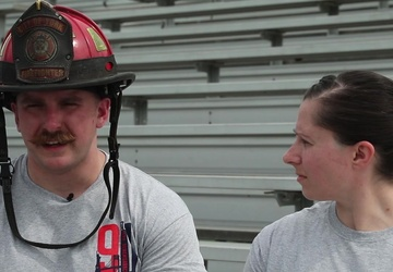 Stair Climb honors victims of 9/11 on 20th Anniversary