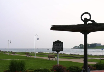 Great Lakes water levels B-Roll: Sept. 2021, Question 1