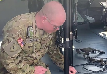 Michigan Army Aviation conducts pre-accident rehearsal in Ionia
