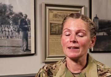 Joint Base Anacostia-Bolling commander shares story, leadership philosophy