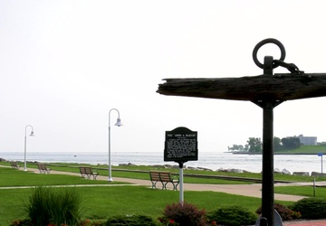 Great Lakes water levels B-Roll: Oct. 2021, Question 1
