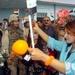 Iraqis celebrate new school opening