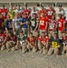 College teams donate jerseys to Soldier's memorial fund
