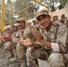 Army basic training graduation