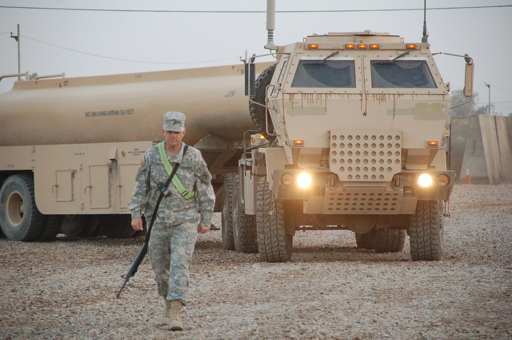 Transportation unit moves fuel and cargo