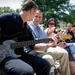 Sinise Rocks Pentagon, Supports Troops