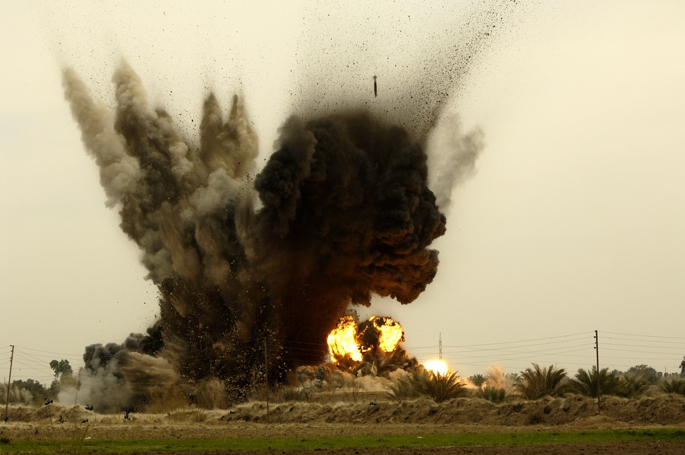 Air Force operations against Al-Qaida torture house