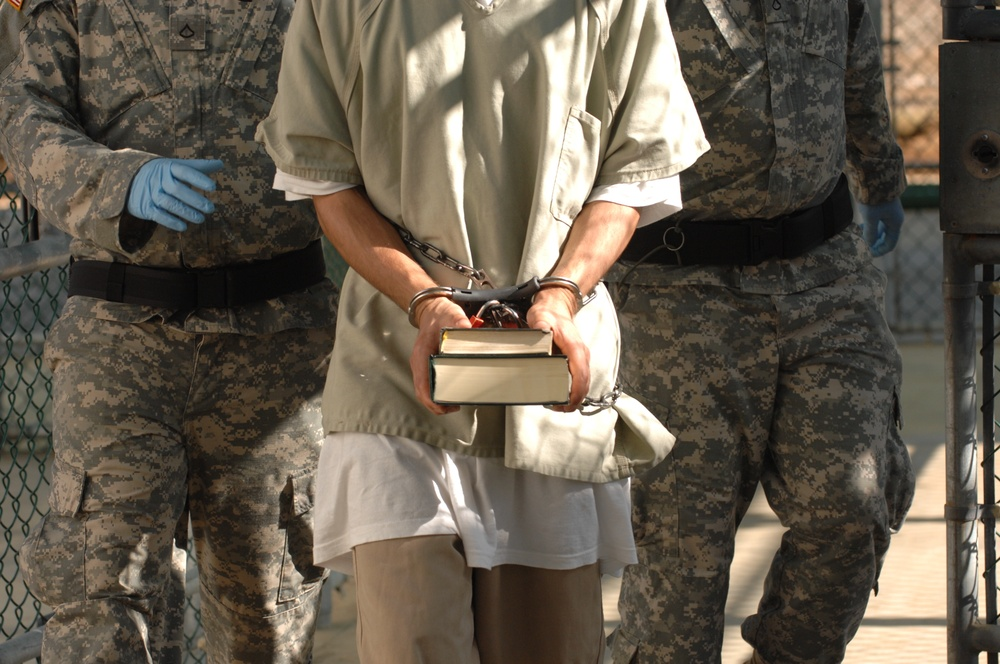 Joint Task Force Guantanamo Detainee Operations