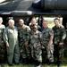 Texas Air National Guard commander visits Galveston Island
