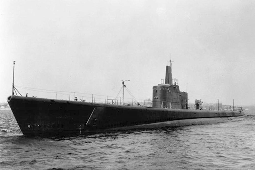 Lost submarine is found