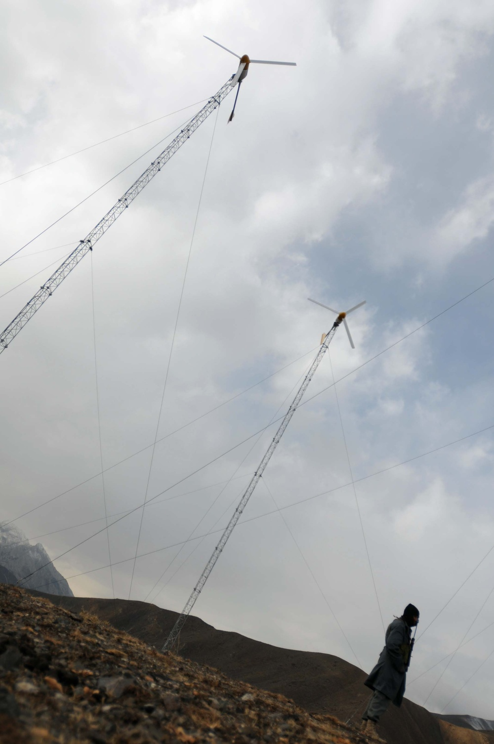 'Green' energy creates impact in Afghan province