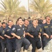 Oil company security cadets