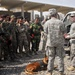 Man's Best Friend Wags Tail to Security in Mosul