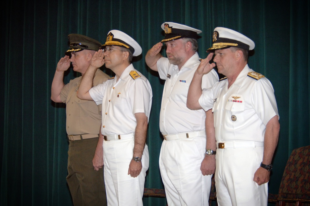 Turkish Navy Takes Command of Combined Task Force - 151