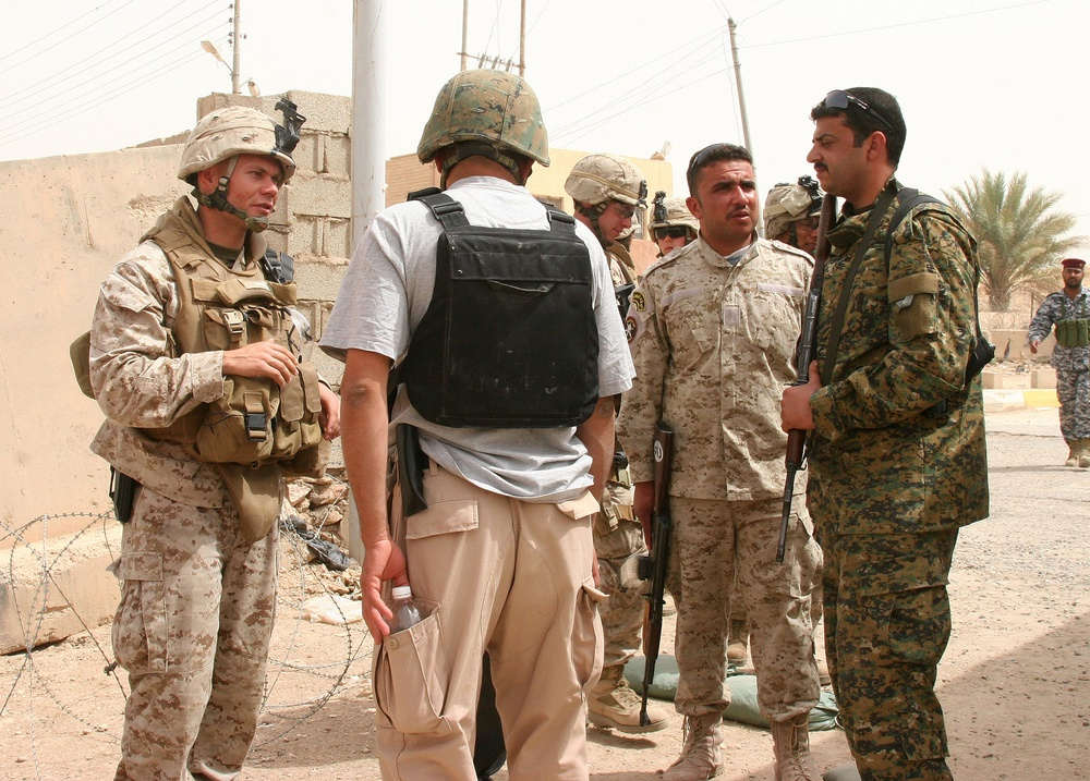 Task Force Military Police finds strength through differences