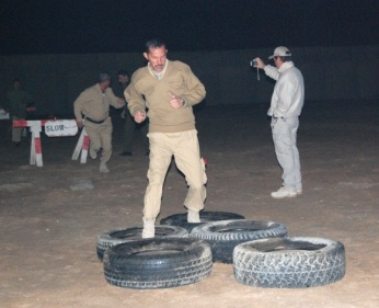 U.S. Team Trains Iraqi non-commissioned officers to Keep Borders Safe