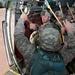 Airborne training operations begin in Iraq with goal of U.S. - Iraqi jump