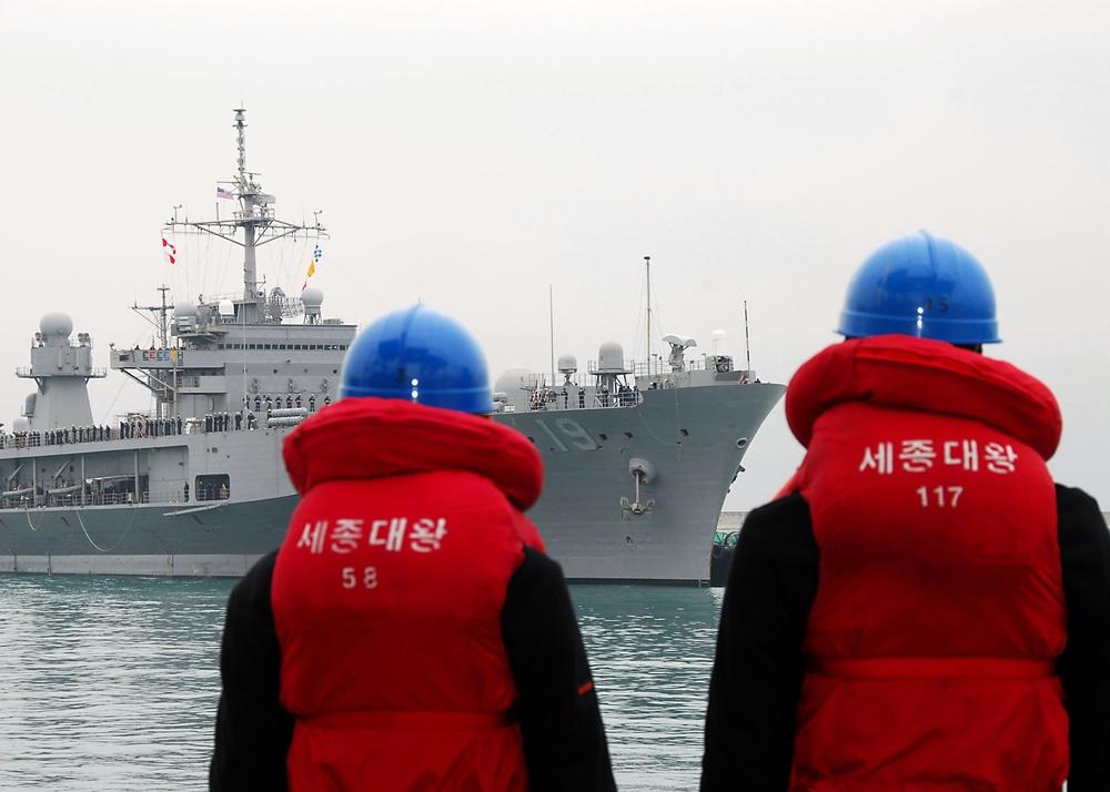Korea activity