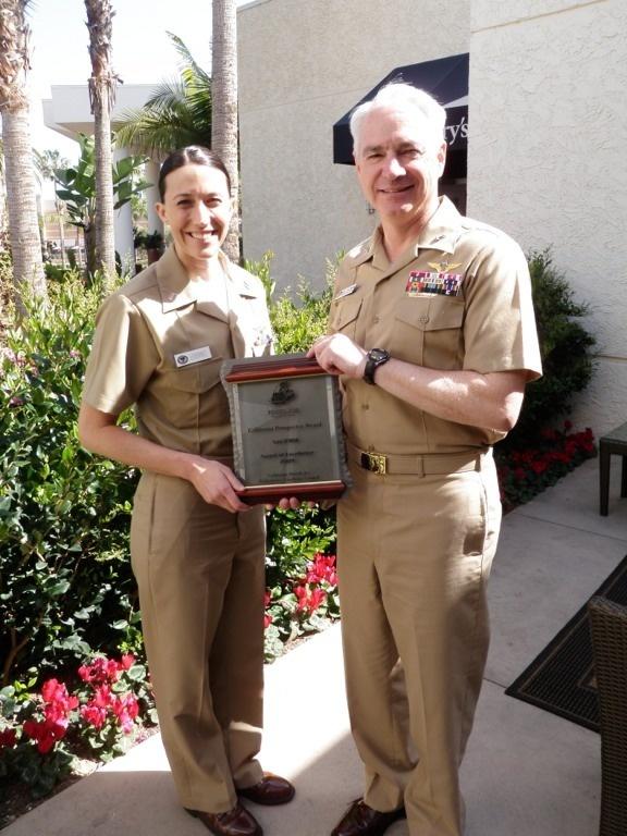SPAWAR Receives Prospector Award for Excellence